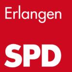 Logo der SPD Erlangen